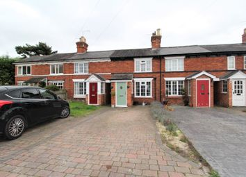 Thumbnail 2 bed cottage to rent in Copt Heath Croft, Knowle, Solihull