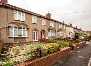 Thumbnail 3 bed terraced house for sale in Chewton Close, Fishponds, Bristol