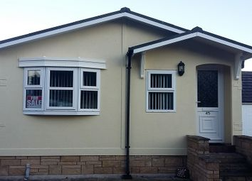 Thumbnail 2 bed mobile/park home for sale in Brewery Road, Northumberland