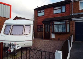 Thumbnail 3 bed end terrace house for sale in Dover Road, Warrington, Cheshire