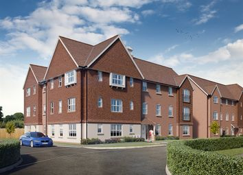 "Thumbnail 1 bed flat for sale in ""Sycamore House "" at Reigate Road, Hookwood, Horley"
