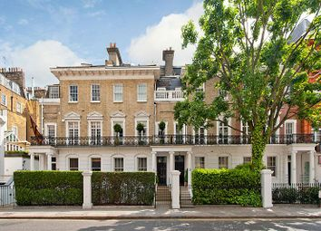 Thumbnail 5 bed terraced house to rent in Thurloe Place, London