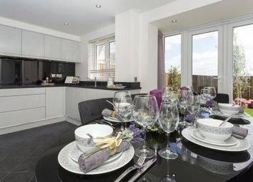 """Thumbnail 4 bed detached house for sale in """"Invercauld"""" at Oldmeldrum Road, Inverurie"""