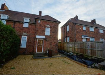 Thumbnail 2 bed semi-detached house for sale in Cypress Avenue, Fenham, Newcastle Upon Tyne