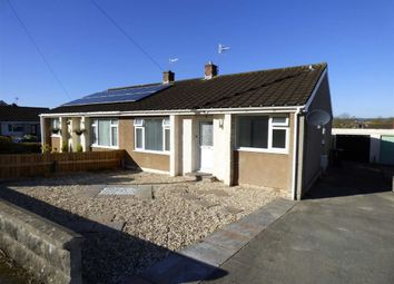 Thumbnail 2 bed semi-detached bungalow for sale in Walnut Close, Weston-Super-Mare