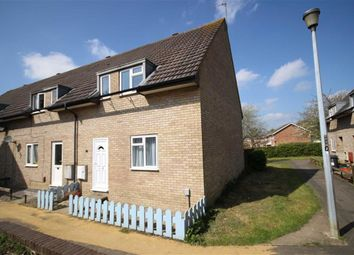 Thumbnail 3 bedroom end terrace house for sale in Bosham Close, Toothill, Swindon