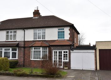 Thumbnail 3 bed semi-detached house for sale in Langleys Road, Selly Oak, Birmingham