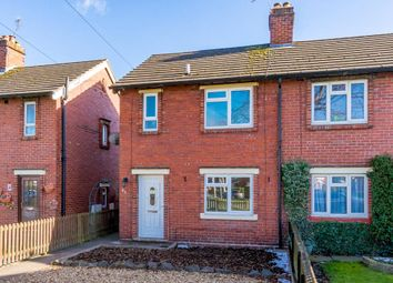 Thumbnail 3 bed semi-detached house for sale in Crowmere Road, Shrewsbury