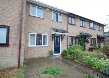 Thumbnail 2 bed terraced house to rent in Nutwood Close, Taverham, Norwich