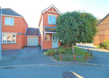 3 bed link-detached house for sale in Barrell Close, Frating, Colchester CO7
