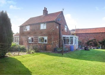 Thumbnail 3 bed detached house for sale in Harpswell, Gainsborough