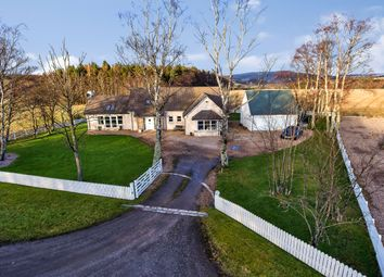 Thumbnail 4 bed detached house for sale in Kilnaughton, Aberlour
