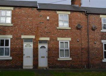 Thumbnail 2 bed terraced house for sale in Barwick Street, Easington