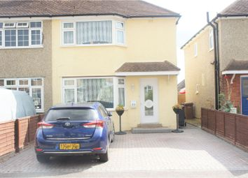 Thumbnail 3 bed terraced house for sale in Yarwood Road, Chelmsford