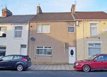 Thumbnail 3 bed terraced house for sale in 2 Rodwell Street, Trimdon Station, Hartlepool, Cleveland