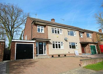 Thumbnail 3 bed semi-detached house for sale in Proctors Way, Bishop's Stortford, Hertfordshire