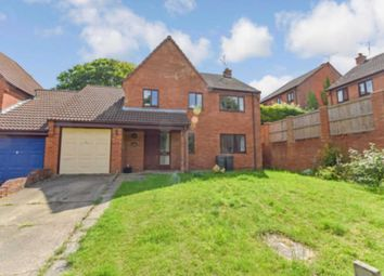 Thumbnail 4 bed link-detached house to rent in Orchard Grove, Claydon