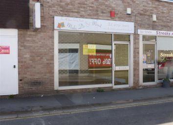 Thumbnail Retail premises to let in Mendip Avenue, Worle, Weston-Super-Mare