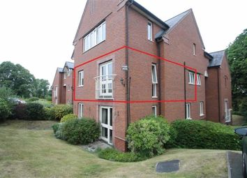 Thumbnail 2 bed flat for sale in Pengwern Court, Longden Road, Shrewsbury