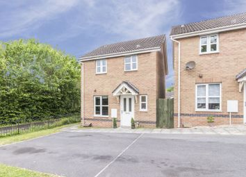 Thumbnail 3 bed detached house for sale in Leucarum Court, Loughor, Swansea