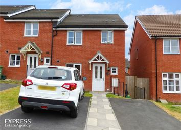 Thumbnail 3 bed terraced house for sale in Dol Y Dderwen, Ammanford, Carmarthenshire