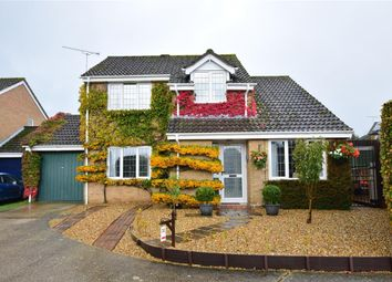 Thumbnail 4 bed detached house for sale in Hawthorn Road, Horndean, Waterlooville, Hampshire
