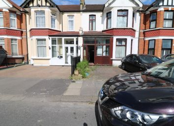 Thumbnail 3 bed terraced house for sale in Leamington Gardens, London