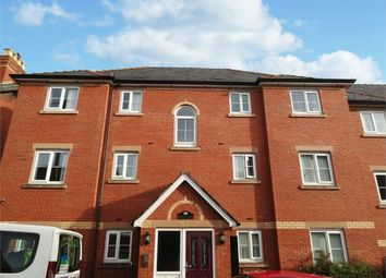 Thumbnail 2 bed flat for sale in Gittin Street, Oswestry, Shropshire