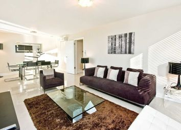 Thumbnail 3 bed flat to rent in Boydell Court, St John`S Wood, London