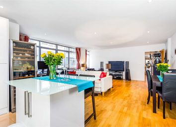 Thumbnail 2 bed flat for sale in Dundee Court, 217 Long Lane, London