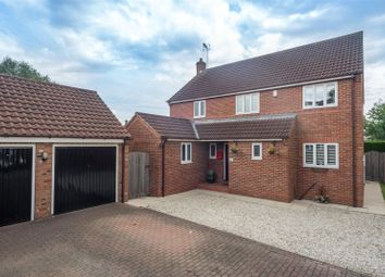 Thumbnail 4 bedroom detached house for sale in Dutch Court, Barlby, Selby