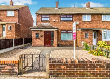 Thumbnail 3 bedroom end terrace house for sale in Estate Road, Rawmarsh, Rotherham