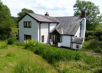 Thumbnail 3 bed detached house for sale in Dolanog, Welshpool