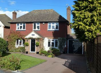 Thumbnail 4 bed detached house for sale in Beech Close, Effingham, Leatherhead