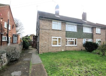 Thumbnail 2 bed maisonette to rent in Westfield Close, Enfield