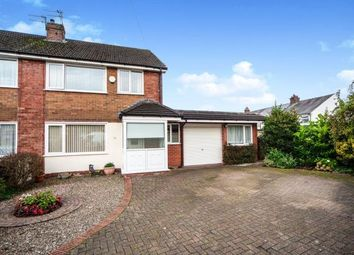 Thumbnail 3 bed semi-detached house for sale in St. Annes Road, Leyland, Lancashire