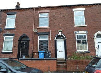 Thumbnail 2 bed terraced house for sale in Kelverlow Street, Clarksfield, Oldham
