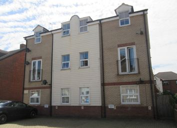 Thumbnail 2 bed flat to rent in John Crouch Court, Cliff Road, Dovercourt