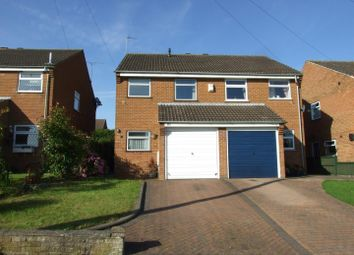 Thumbnail 3 bed property to rent in The Crescent, Stanley Common, Ilkeston