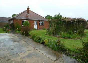 Thumbnail 3 bedroom detached bungalow to rent in East Row, South Somercotes, Louth