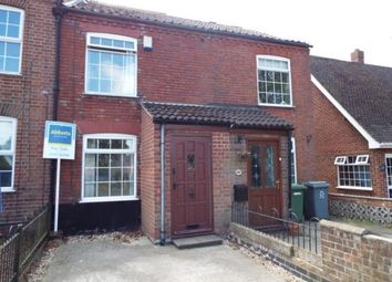 Thumbnail 2 bedroom terraced house for sale in Drayton, Norwich, Norfolk
