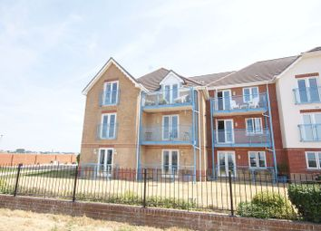 Thumbnail 2 bed flat for sale in Ross House, Marine Parade West, Lee-On-The-Solent