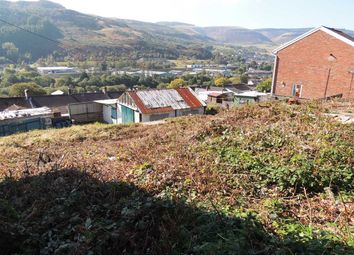 Thumbnail Land for sale in Land, 22 Bodringallt Terrace, Pentre