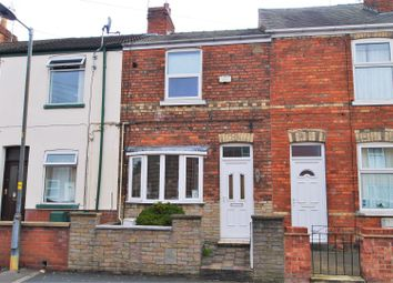 Thumbnail 2 bed terraced house for sale in Stanley Street, Gainsborough