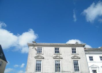 Thumbnail 2 bed flat for sale in Liskeard, Cornwall
