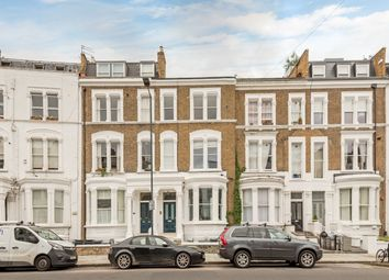 Thumbnail 3 bedroom flat to rent in Sinclair Road, London