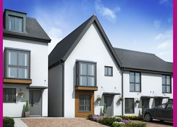 Thumbnail 3 bedroom terraced house for sale in The Linnet @ 504K, Plymbridge Lane, Plymouth