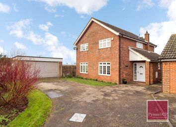 Thumbnail 4 bed detached house for sale in Westfield Close, Fleggburgh, Great Yarmouth