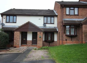 Thumbnail 2 bed town house for sale in Walsham Court, Derwent Heights, Derby