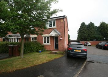 Thumbnail 2 bed town house to rent in Babbacombe Drive, Bestwood, Nottingham